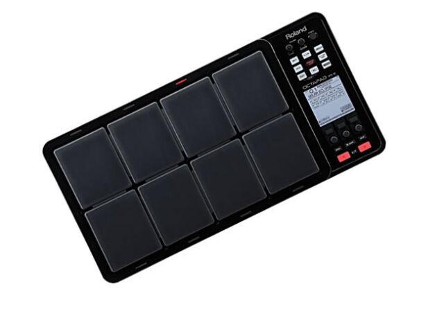 octapad spd 30 bk digital percussion pad black for sale online ebay. Black Bedroom Furniture Sets. Home Design Ideas
