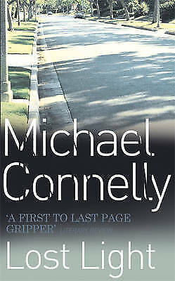 1 of 1 - Lost Light (Harry Bosch Series), Connelly, Michael, Very Good Book