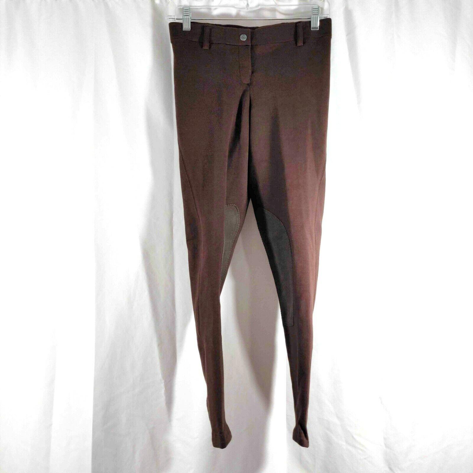 Nuevo con etiquetas Elation Equitación Pantalones De Montar  Equitación rojo Label Tire de Bree Marrón Elastizado 28R  hasta un 65% de descuento
