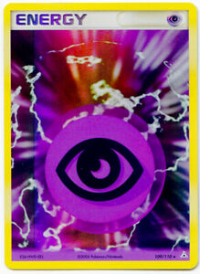 Psychic-Energy-109-110-Reverse-HOLO-Rare-EX-Holon-Phantoms-NM-With-Tracking