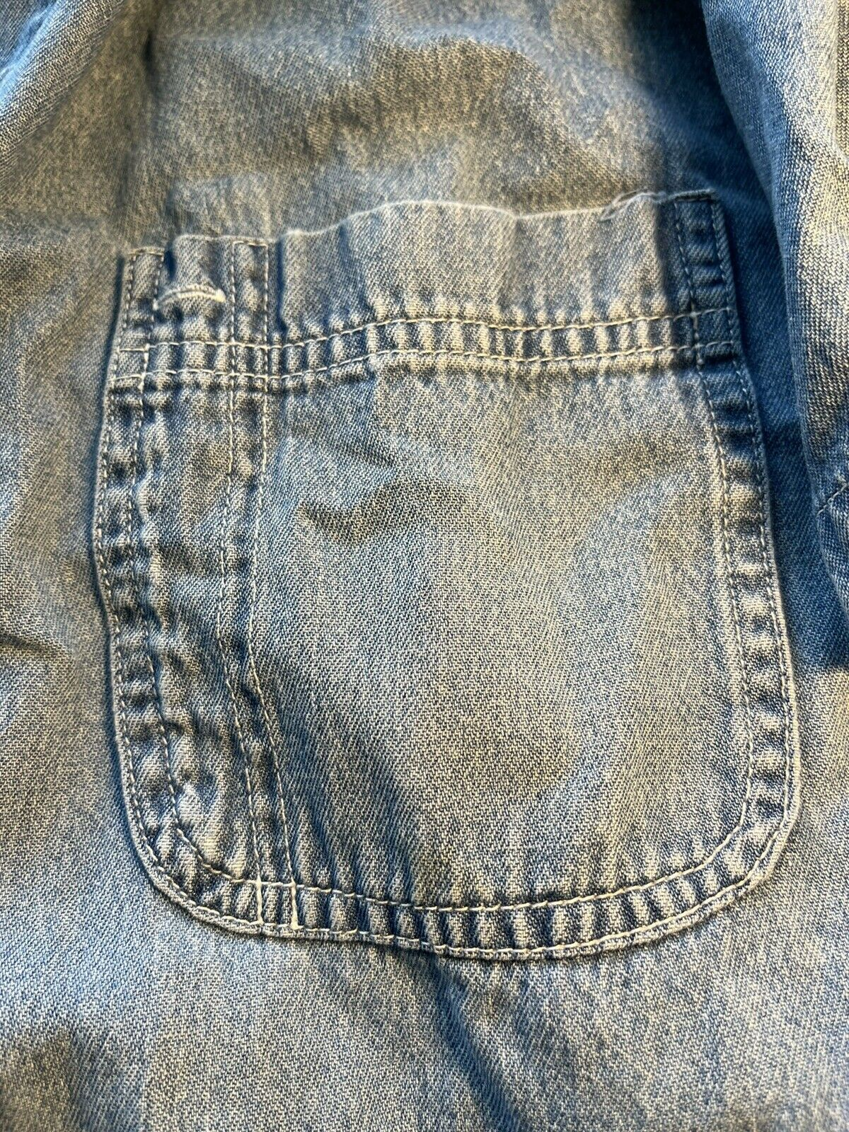capristrano jeans jacket shirt - image 3