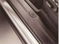Genuine Land Rover Discovery 3 : Polished Sill Tread Plates EBN500041