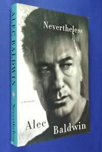 NEVERTHELESS-Alec-Baldwin-A-MEMOIR-Book