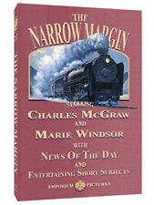 The Narrow Margin - (1952) A Mystery On A Pullman Car!