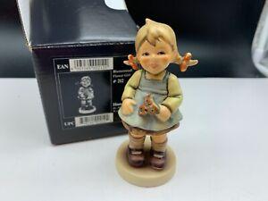 Hummel-Figurine-548-Blumenmadl-11-Cm-1-Quality-with-Top-Conditino