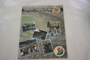 REVISTA-OFICIAL-CONFEDERACION-SUDAMERICANA-DE-FUTBOL-FEBRERO-MARZO-ABRIL-1993