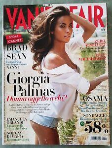 AL201 MAGAZINE VANITY FAIR 2011 19 GIORGIA PALMAS ELLE MACPHERSON SOPHIA LOREN