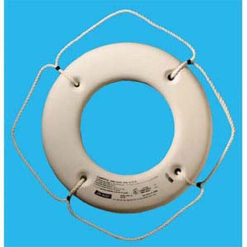 "Cal-June Hsw-24 Hard Shell Ring Buoys 24/"""