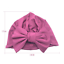 Baby-Infant-Girl-Bow-Beanie-Pure-Cotton-Comfy-Turban-Hospital-Cap-Hat-Gift-0-12M thumbnail 3