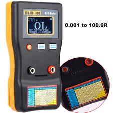 Esr Capacitance Ohm Meter Professional Measuring Tool Capacitance Doide Tester