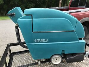 Tennant 1520 Electric Automatic Carpet Extractor Carpet