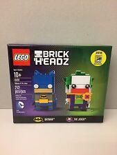 LEGO Super Heroes SDCC Comic Con 2016 BrickHeadz Batman + Joker #984 #41041