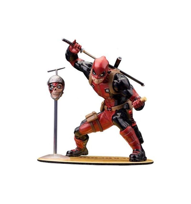 Kotobukiya Marvel Now 1/10 - Figürchen Artfx+ Deadpool SDCC exklusiv