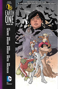 Teen-Titans-Earth-One-Vol-1-by-Jeff-Lemire-amp-Rachel-amp-Terry-Dodson-2015-TPB-DC