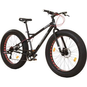 Vélo de Montagne 26 Pouces Coyote Fatman Fatbike Grand ...