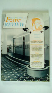 Poetry Review Magazine 1989 Spring Volume 79 Number 1 - Dover, United Kingdom - Poetry Review Magazine 1989 Spring Volume 79 Number 1 - Dover, United Kingdom