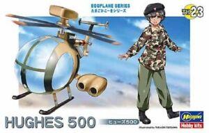 Hasegawa-60133-EGG-PLANE-Hughes-500-Neu
