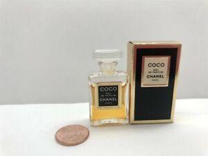 Coco by Chanel 0.13 oz/4 ml Eau de Parfum Mini Splash Women, Old Formula!