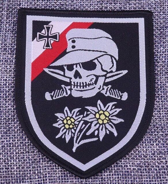 MFH Truppenabzeichen VF-32 Swordsmen Aufn/äher Stickabzeichen Stoffabzeichen verschiedene Motive