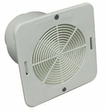 Soffit Exhaust Vent White Pack Of 2 Partno 650535 By Canplas Inc