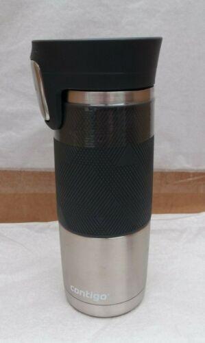 Contigo AutoSeal Vacuum Stainless Steel Thermos Leakproof Travel Mug//Flask