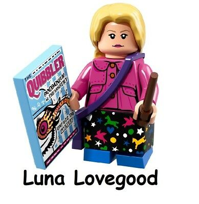 Lego Harry Potter Series 1 Minifigures 71022 Luna Lovegood #5 New