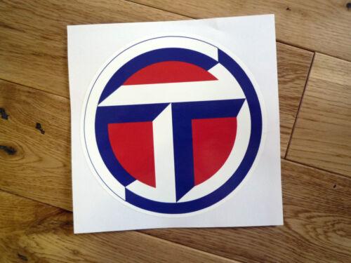 "TALBOT 12/"" Car Sticker Sunbeam Race Rally LOTUS SUNBEAM Tii Peugeot Samba Sport"
