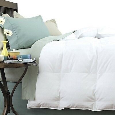 Extra Warmth Down Comforter - White