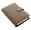 Filofax Personal Organizer A6 Terminplaner Saffiano Fawn Braun Zeitplaner 028757