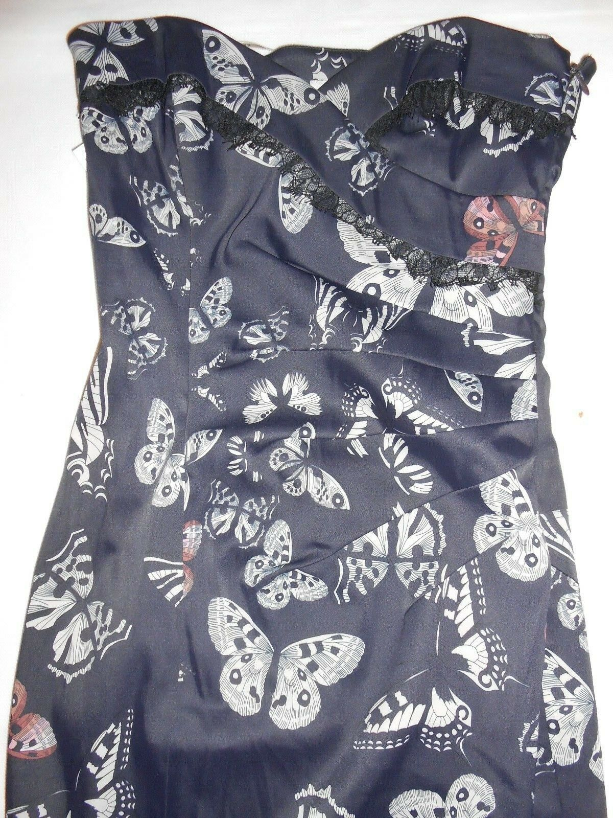 New Karen Millen butterfly dress UK8 RRP