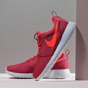 Crimson Deep Trainers Roshe Bright Size 5 5 Nike One Uk Eur 39 Bnwts Garnet HUXEq
