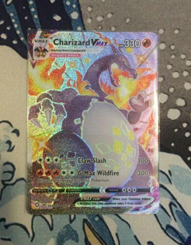 Charizard VMAX - Shining Fates - Pokemon - Shiny Holo Rare