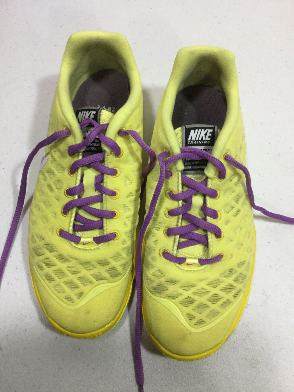 Nike ladies 8 Nike Free TR FIT  athletic shoes The latest discount shoes for men and women