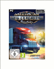 American Truck Simulator Steam Key Pc Game Download Code [Blitzversand]