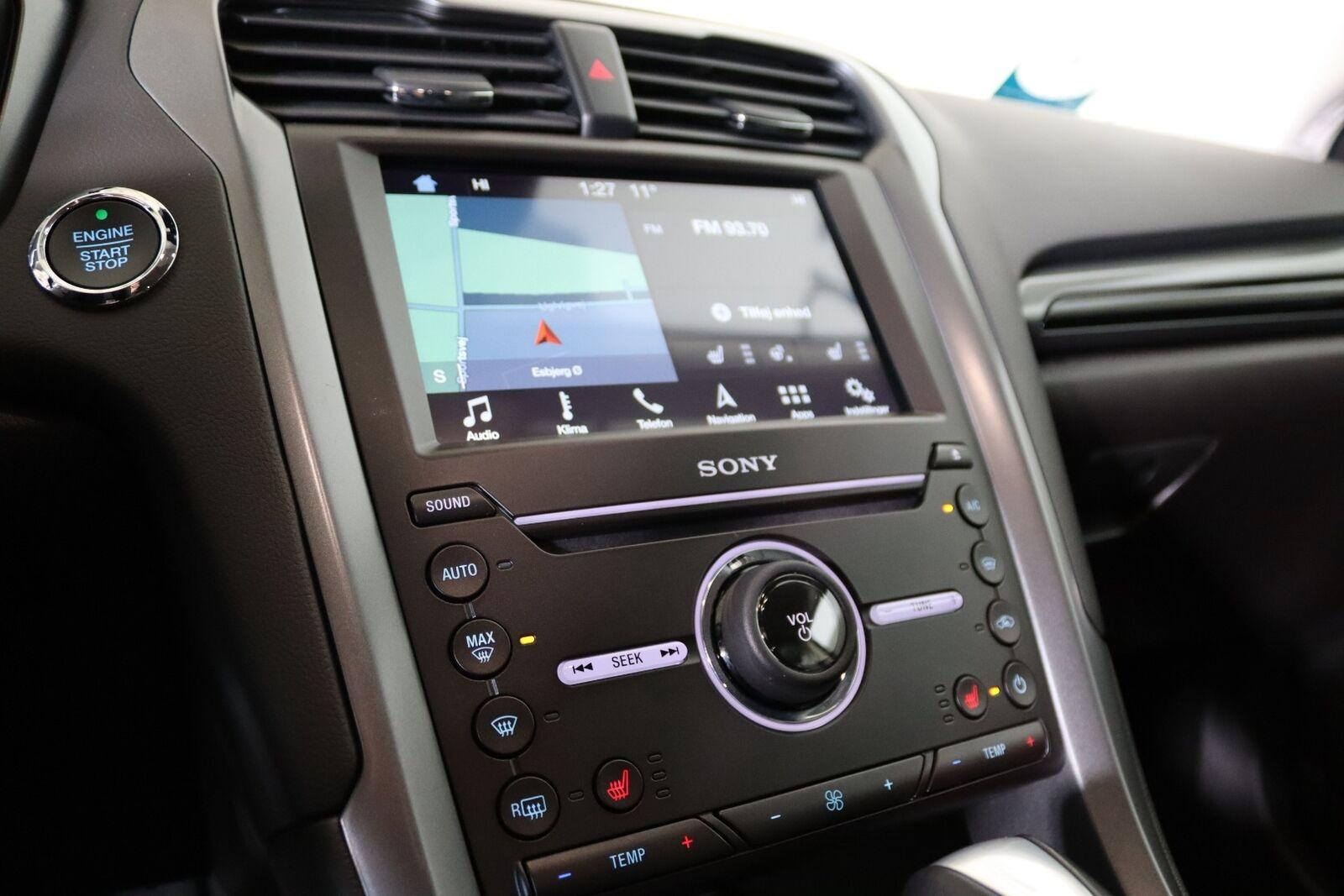Ford Mondeo 2,0 TDCi 180 ST-Line stc. aut. - billede 8
