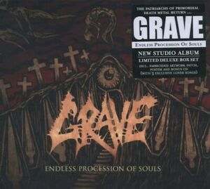 GRAVE-034-ENDLESS-PROCESSION-OF-SOULS-EDITION-LIMITEE-034-2-CD-NEUF