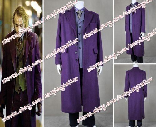 Batman The Dark Knight Cosplay Kostüme Karneval Der Joker costume Purpur Uniform     | Schenken Sie Ihrem Kind eine glückliche Kindheit  | Große Auswahl  | Preisreduktion  | Neue Produkte im Jahr 2019  | Günstigen Preis