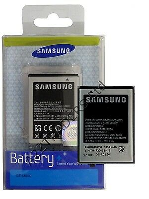 Genuine Replacement Battery For Samsung Galaxy Ace GT S5830i S5839i EB 494358VU