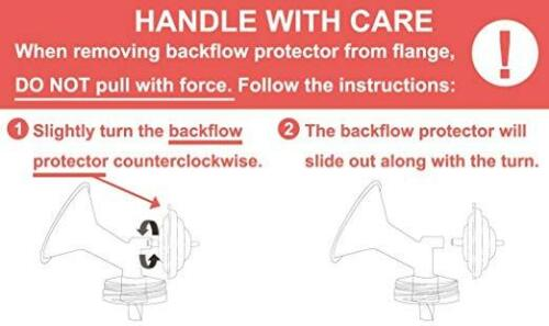 Nenesupply Compatible  Backflow Protector for Spectra S2 S1 and 9 Plus Pump