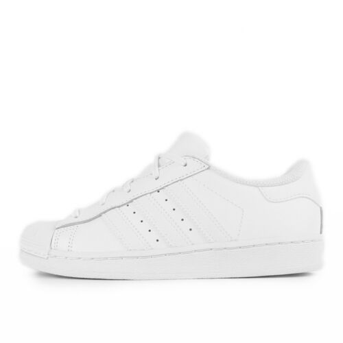 Adidas Superstar Foundation Kids White White White Kids Chaussures Enfants Blanc