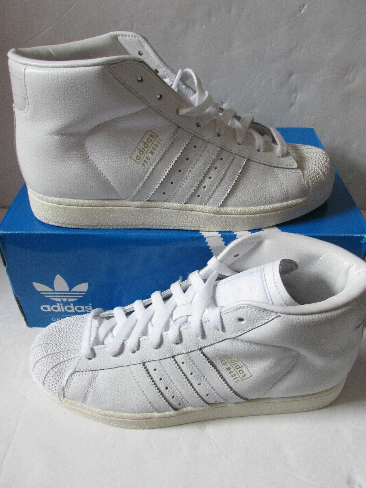 Adidas Mens Originales Modelo pro B25424 Atletismo Bota Alta Zapatillas