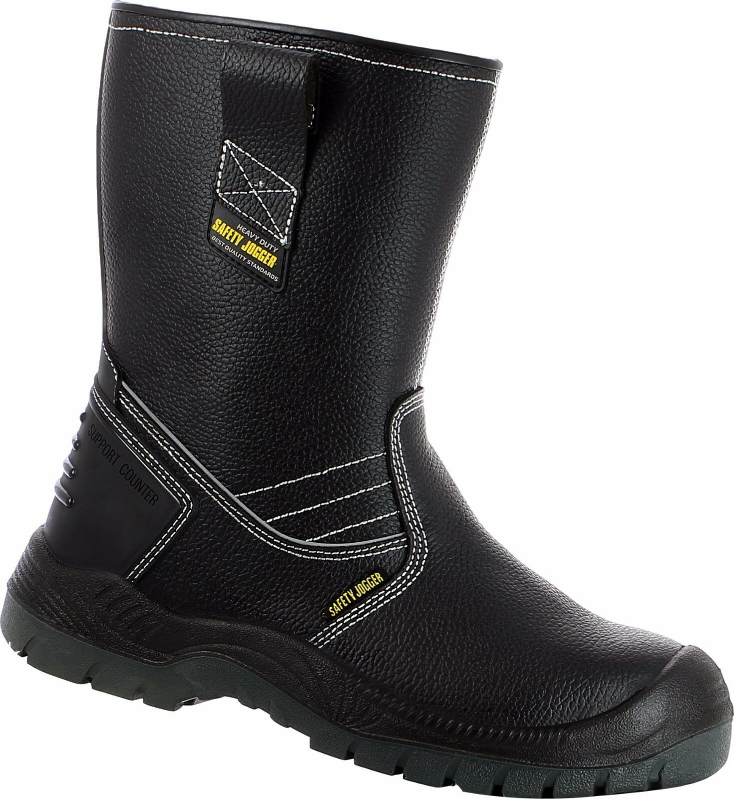 Safety Jogger 'bestboot' S3 SRC S4-S5 PVC pelliccia con Rigger Boot