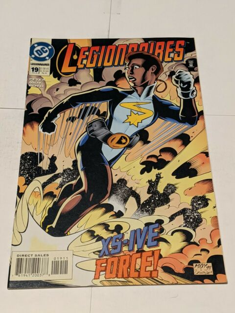 Legionnaires #19 November 1994 DC Comics