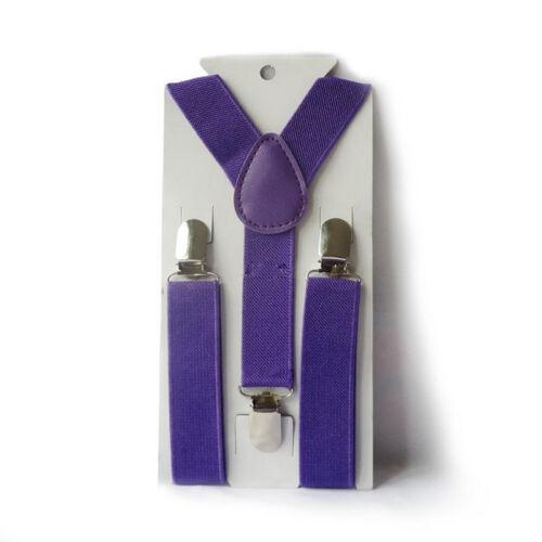 Children/'s straps Kids Adjustable Pants Y-back Suspender Braces Belts Elastic