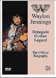 Quantum leap QLDVD6913 Waylon Jennings - The Official Autobiography (DVD, 2008)