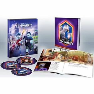 Disney-Pixar-ONWARD-U-S-EXCLUSIVE-GALLERY-BOOK-4K-Ultra-HD-Blu-ray-Digital