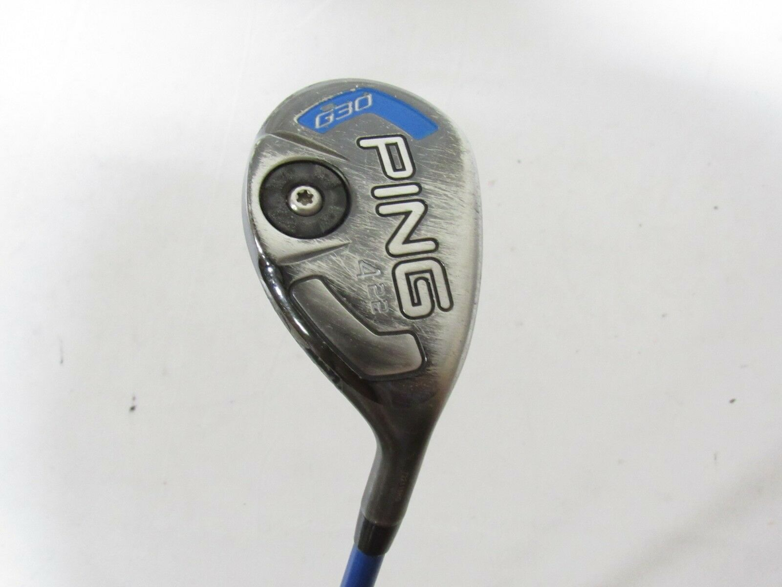 Utiliza la mano derecha Ping G30 22  ° 4-híbrido Ping TFC 419 mango de grafito RÍGIDO S-Flex  marcas de diseñadores baratos