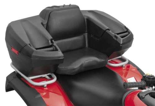 New QuadBoss Rest-N-Store ATV Trunk Rear Seat 2015 Polaris Sportsman 1000