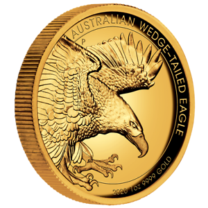 Australien-100-Dollar-2020-Wedge-Tailed-Eagle-High-Relief-1-Oz-Gold-PP