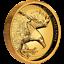 Australien-100-Dollar-2020-Wedge-Tailed-Eagle-High-Relief-1-Oz-Gold-PP Indexbild 1